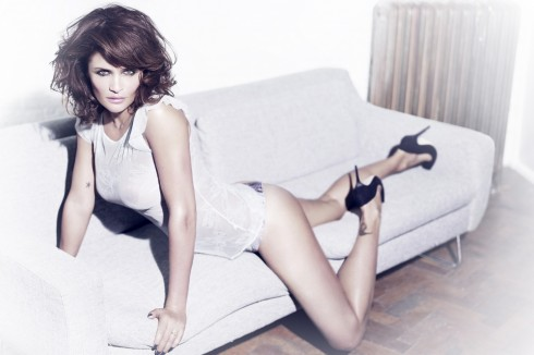 Helena Christensen Top Fashion Models Model Helena Christensen