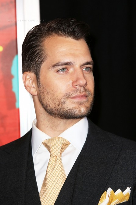 Henry Cavill Org Uncle Premiere