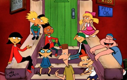 Hey Arnold Tv Movie Is Confirmed Oh How Ve Missed That Football Head Hey Arnold