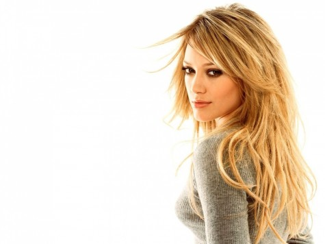 Beautiful Girl Celebrity Hilary Duff Hd Wallpaper Wallpaper