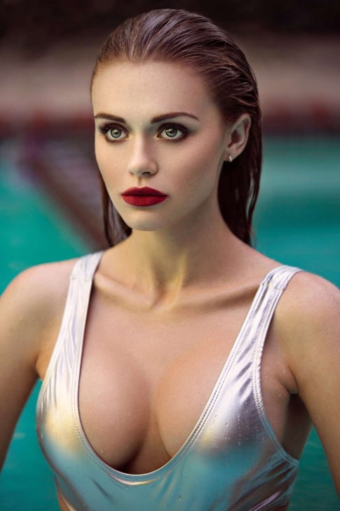 Holland Roden Courtney Dailey Photoshoot Holland Roden