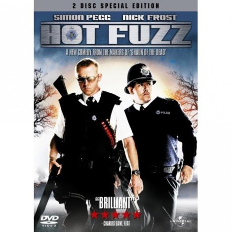 Review Beea Eb Ba Be Hot Fuzz