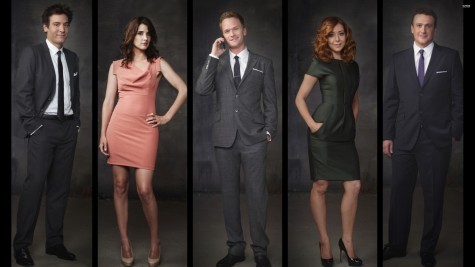 How Met Your Mother Cast Ultra Hd Wallpaper For Desktop How Met Your Mother