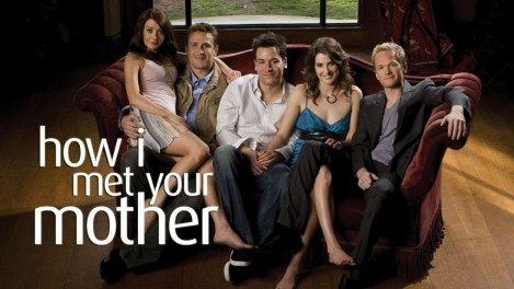 How Met Your Mother Logo
