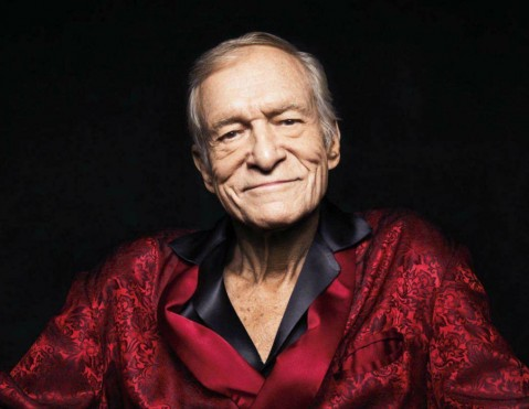 Hugh Hefner Kickwritter Tv