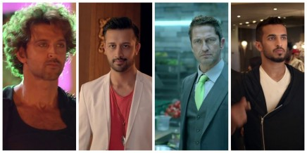 Atif Aslam In Uaes Telecom Brand Tvc With Hugh Jackman And Hrithik Roshan