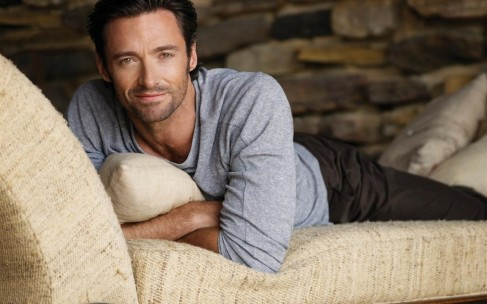 Men Male Celebrity Beautiful Hugh Jackman Wallpaper