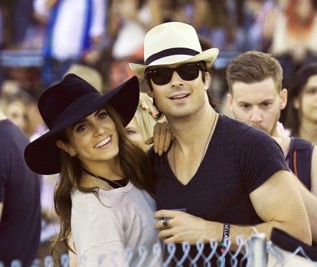 Ian Somerhalder Nikki Reed Married Cutest Couple And Nikki Reed