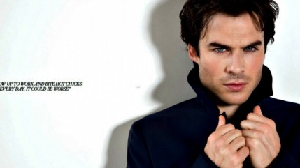 Ian Somerhalder Vampire Diaries Photo Shoot Wallpaper Vampire Diaries