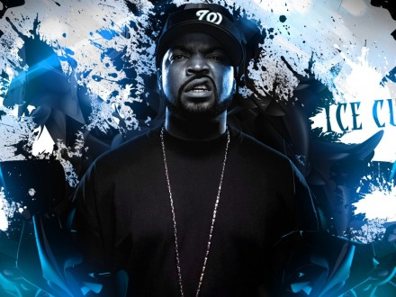 Ice Cube Rapper Musician Abstraction Ice Cube