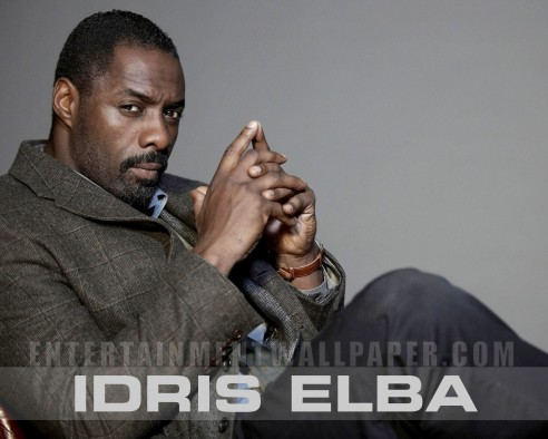 Idris Elba Daughter Wallpaper Suit