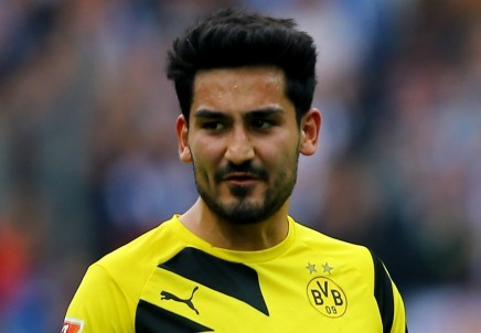 Ilkay Gundogan Full Photo