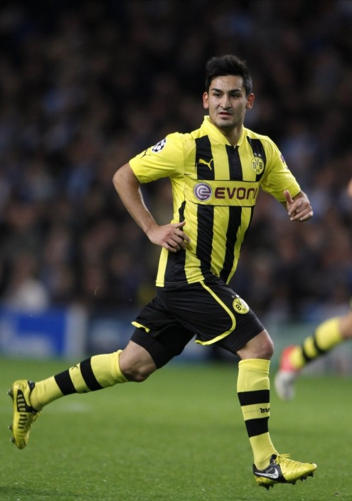 Ilkay Gundogan Man City Ilkay Gundogan