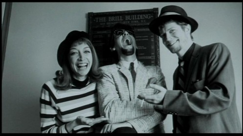 Illeana Douglas John Turturro And Eric Stoltz In Grace Of My Heart