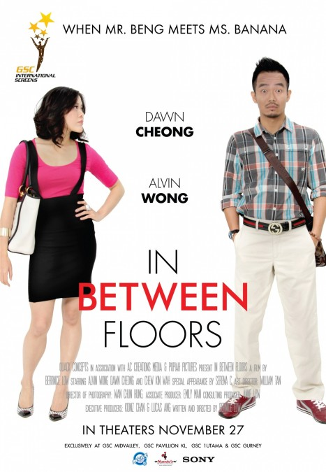 In Between Floor Poster In Between