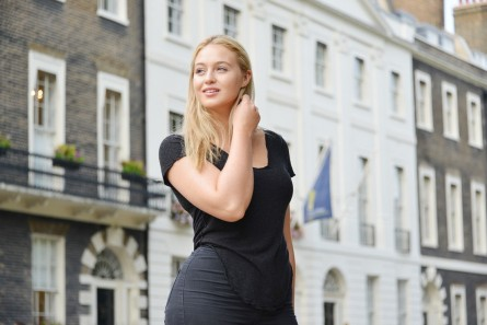 Iskra Lawrence The Lifestyle Edit Age
