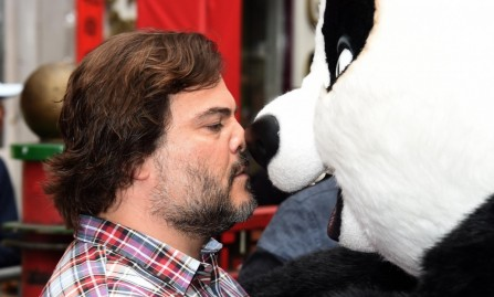 Jack Black At Event Of Kung Fu Panda Large Picture