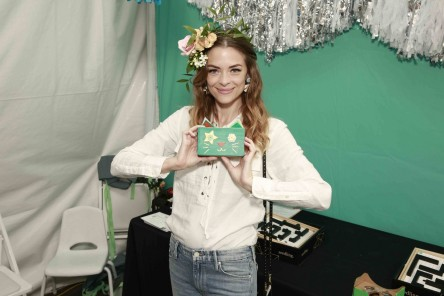 Jaime King Attends Ocrfas Rd Annual Super Saturday La Jaime King