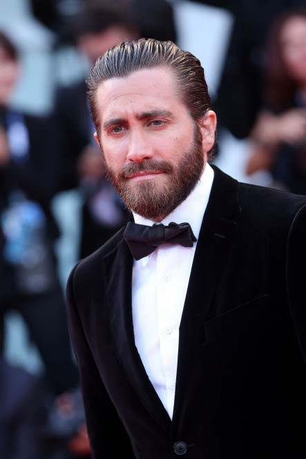 Jake Gyllenhaal At Venice Film Festival Opening Ceremony And Everest Premiere
