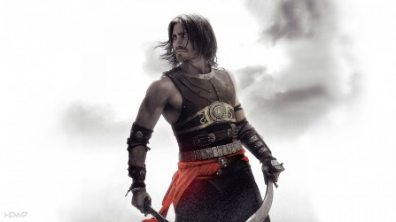 Movie Prince Of Persia Jake Gyllenhaal Desktop Wallpaper Wallpaper