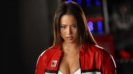 Jamie Chung Real World Wallpaper Mulan