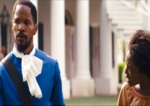 Jamie Foxx In Django Unchained Movie Jamie Foxx