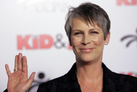 Actress Jamie Lee Curtis Waves As She Arrives At The Los Angeles Premiere Of Wheels Up Films The Kid At The Mann Graumans Chinese Theatre In Hollywood On November Jamie Lee Curtis