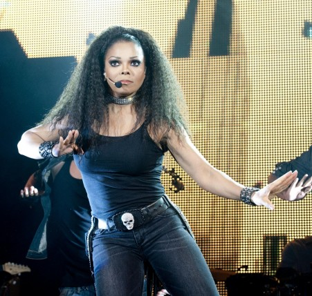 Janet Jackson Number Ones Tour Music