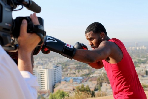 Abc Jason Derulo Boxing Camera Jef Jason Derulo