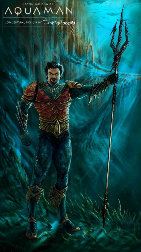 The Greatest Jason Momoa Aquaman Fan Art Yet Eb Dc De Dc Jason Momoa