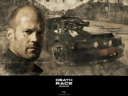 Men Male Celebrity Jason Statham In The Movie Death Race Movies