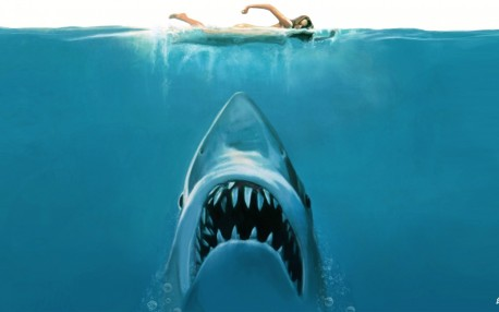 Jaws Movie Concept Wide Jaws Revenge