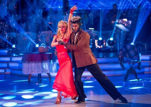 Gallery Aliona Vilani Jay Mcguiness Strictly Week
