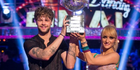 Lan Ape Jay Mcguiness Aliona Vilani Strictly Winners Jay Mcguiness