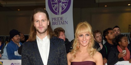 Lan Ape Showbiz Pride Of Britain Jay Mcguiness Aliona Vilani Jay Mcguiness