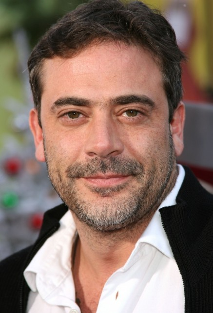 Jeffrey Dean Morgan Headshot Jeffrey Dean Morgan
