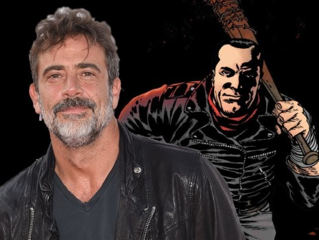 Jeffrey Dean Morgan Negan Body