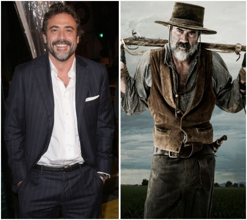 Jeffrey Dean Morgan Weight Loss Movie Role Young