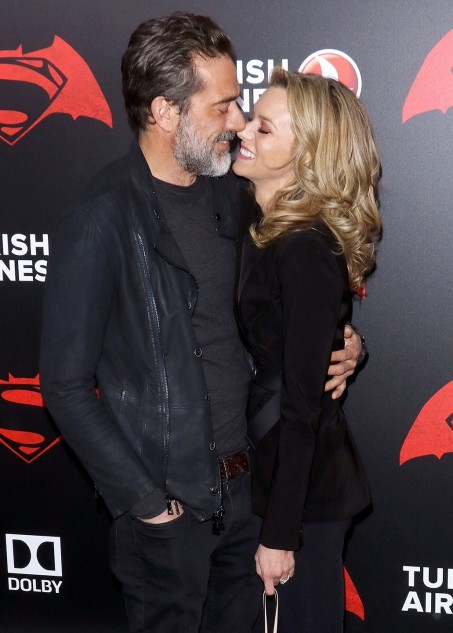 Ss Secret Celebrity Babies Jeffrey Dean Morgan Hilarie Burton Jeffrey Dean Morgan