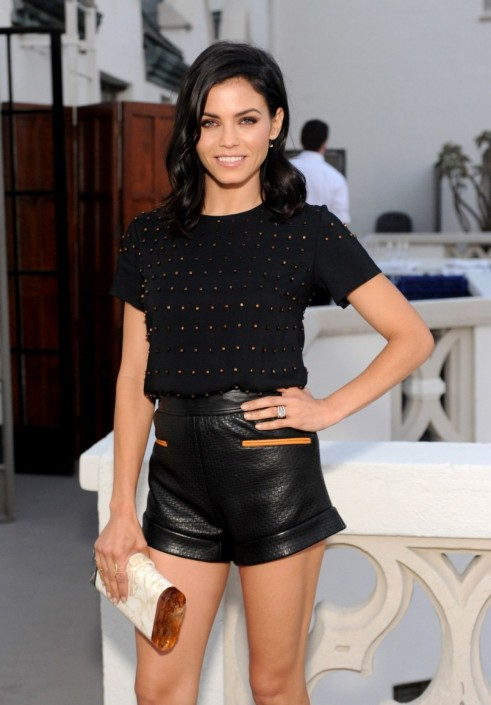 Jenna Dewan Tatum Attends The Dinner To Celebrate Glamour June Success Issue In Los Angeles