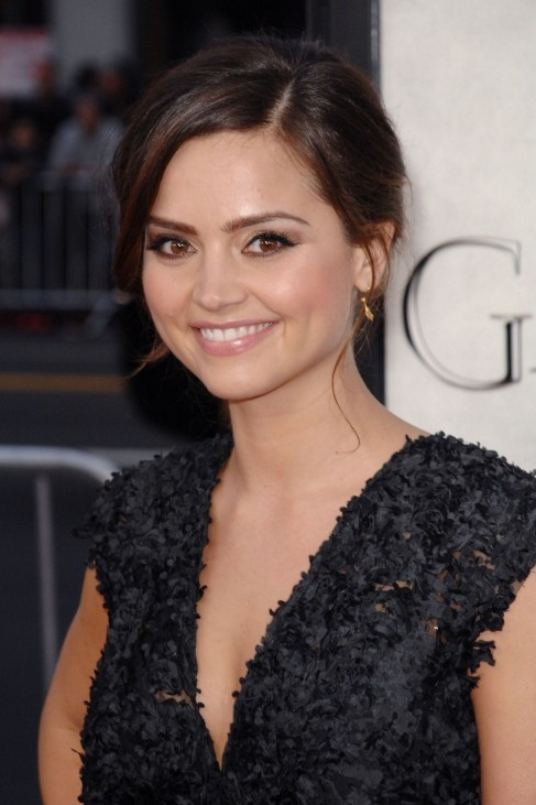 Jenna Louise Coleman At Hbos Game Of Thrones Season Premiere In Hollywood Jenna Louise Coleman