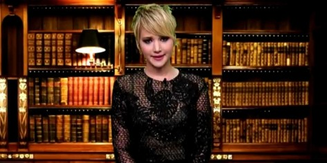 Jennifer Lawrence And Other Celebs Read Rob Fords Crack Apology On Letterman