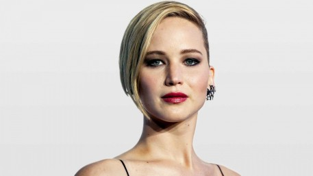 Jennifer Lawrence Haircut Hd Wallpaper Wallpaper