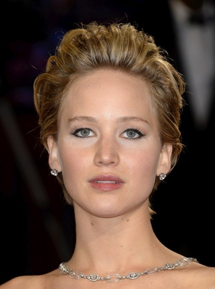 Jennifer Lawrence Haircuts