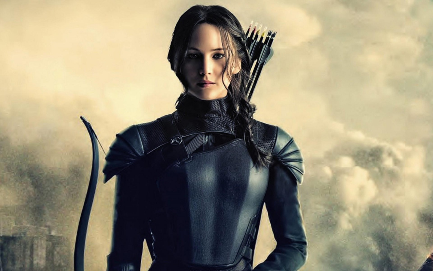 Jennifer Lawrence The Hunger Games Mockingjay Part Hunger Games