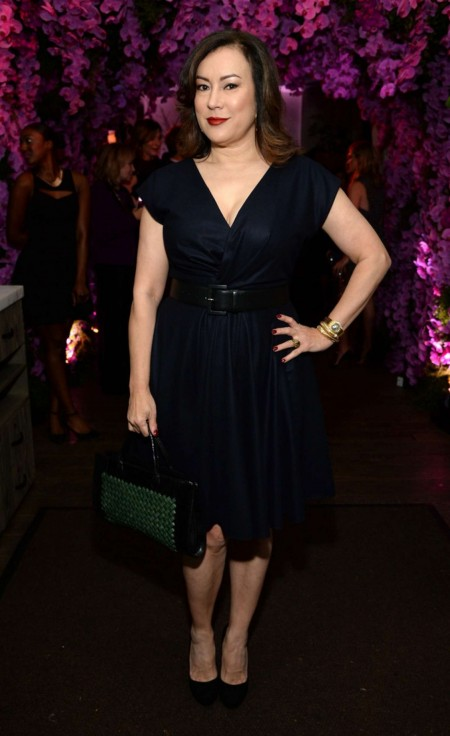 Jennifer Tilly Pre Oscar Bvlgari And Save The Children Stop Think Give Event Jennifer Tilly