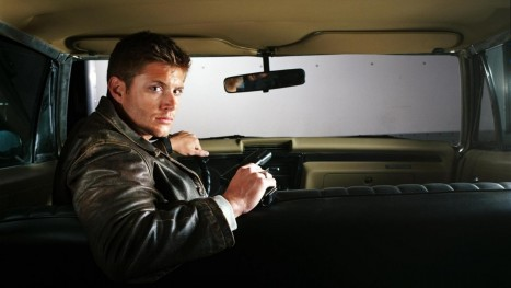 Supernatural Desktop Wallpapers Hd Dean Jensen Ackles Impala Supernatural