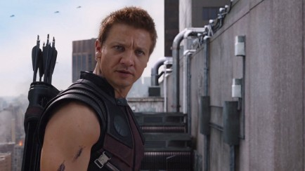 What Is He Mad Jeremy Renner Doesn Want Hawkeye Movie Jeremy Renner