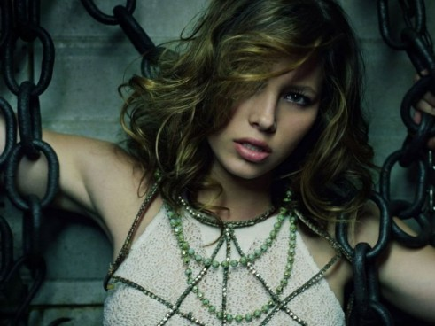 Jessica Biel Chains Films