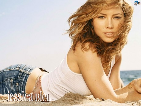 Jessica Biel Hottest Actresses Hot